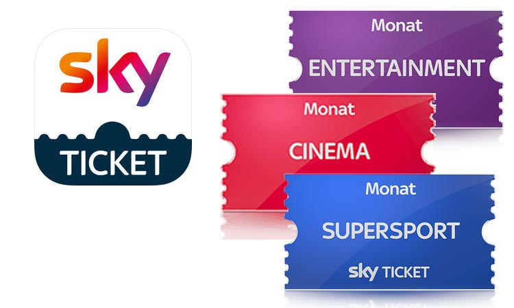 Sky Go Sky Ticket