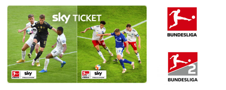 Sky Ticket Bundesliga