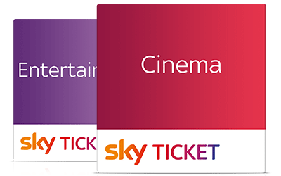 Sky Ticket Serien & Filme Paket