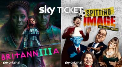 Sky Ticket Entertain