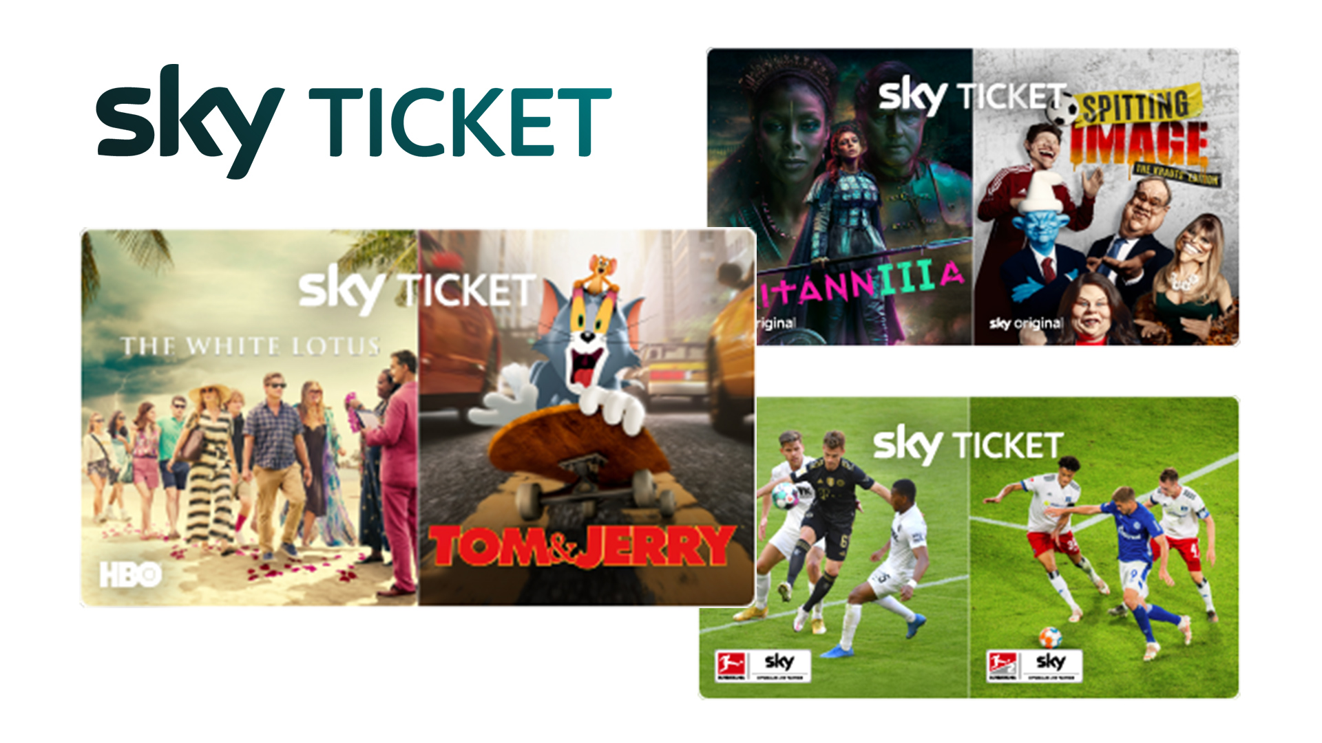 Sky Ticket Probeabo