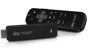 Sky TV Stick für Sky Ticket