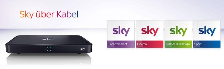 Unitymedia Und Sky