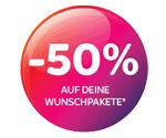 Sky Weihnachts-Special mit 50% Rabatt