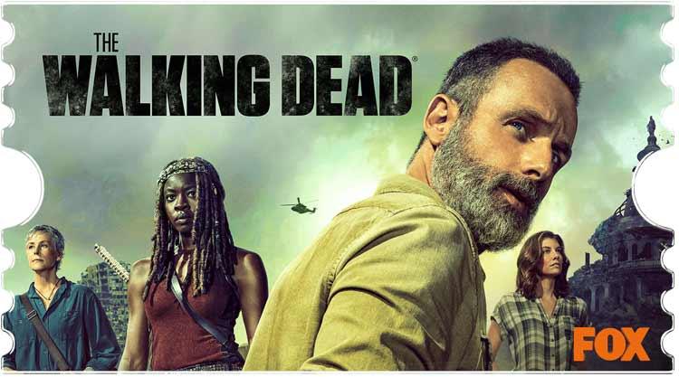 Walking Dead Bei Sky