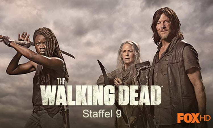 The Walking Dead Staffel 11