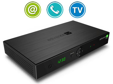 Tele Columbus 3er Kombi mit HD Receiver