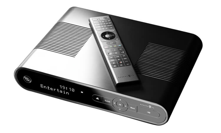 Telekom Media Receiver 303 schwarz