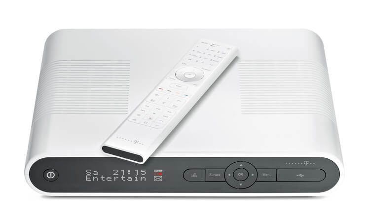 Telekom Entertain Receiver