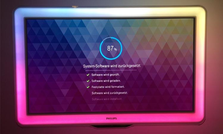 EntertainTV Installation - Schritt 3