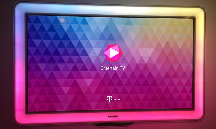 EntertainTV Installation - Schritt 6