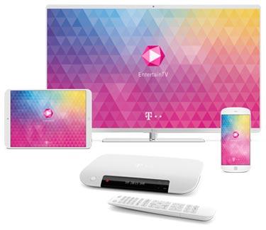 EntertainTV auch auf mobilen Endgeräten nutzbar