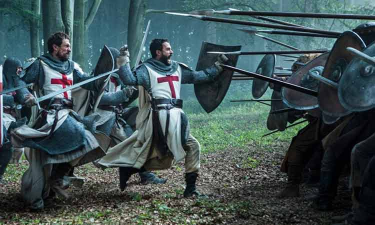 Knightfall bei EntertainTV