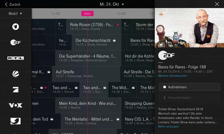 magenta tv app download