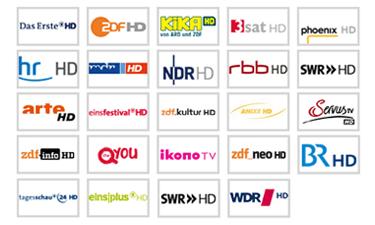 Telekom Entertain HD Sender