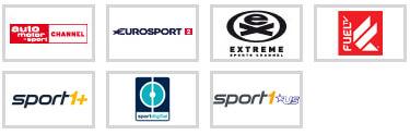 Telekom Entertain Sport-Paket Sender