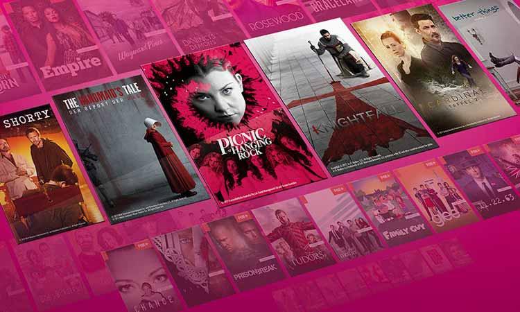 Telekom Entertain TV Serien