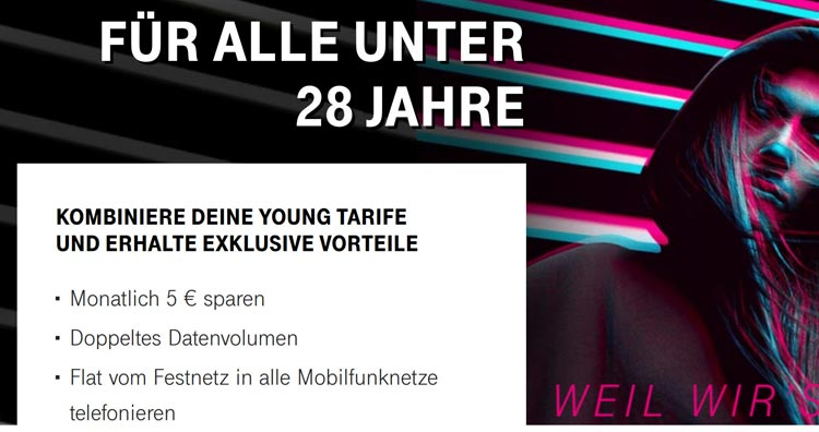 Telekom Magenta EINS Young