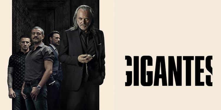Gigantes bei Magenta TV