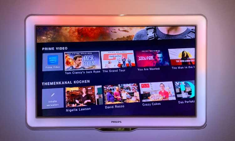Telekom Receiver Amazon Prime