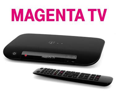 Telekom Magenta Fernsehen