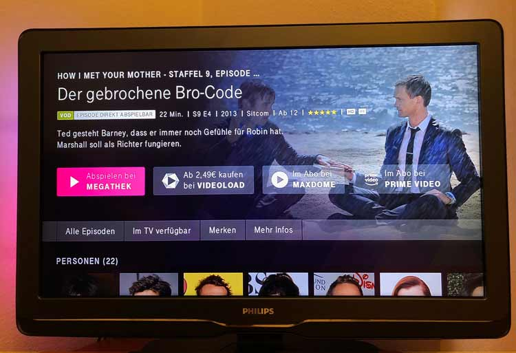 Magenta Tv über Pc
