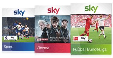 Sky kostenlos bei Magenta TV