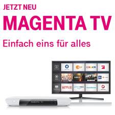 Entertain ist jetzt Magenta TV