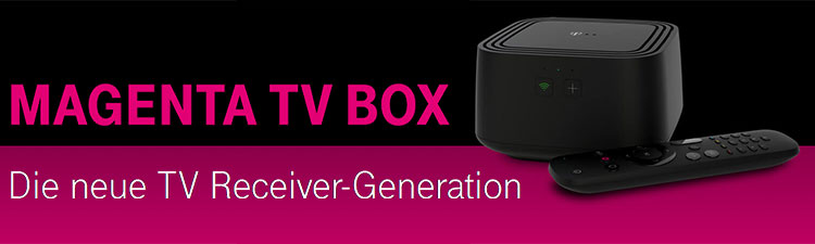 MagentaTV Box in der Beta-Phase