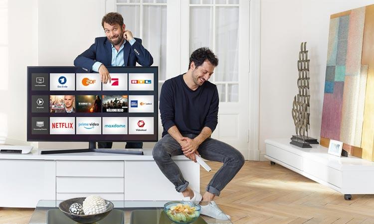 Telekom Magenta TV - Fernsehen, Streaming, Megathek