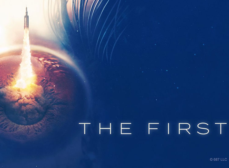 Serie The First bei Magenta TV