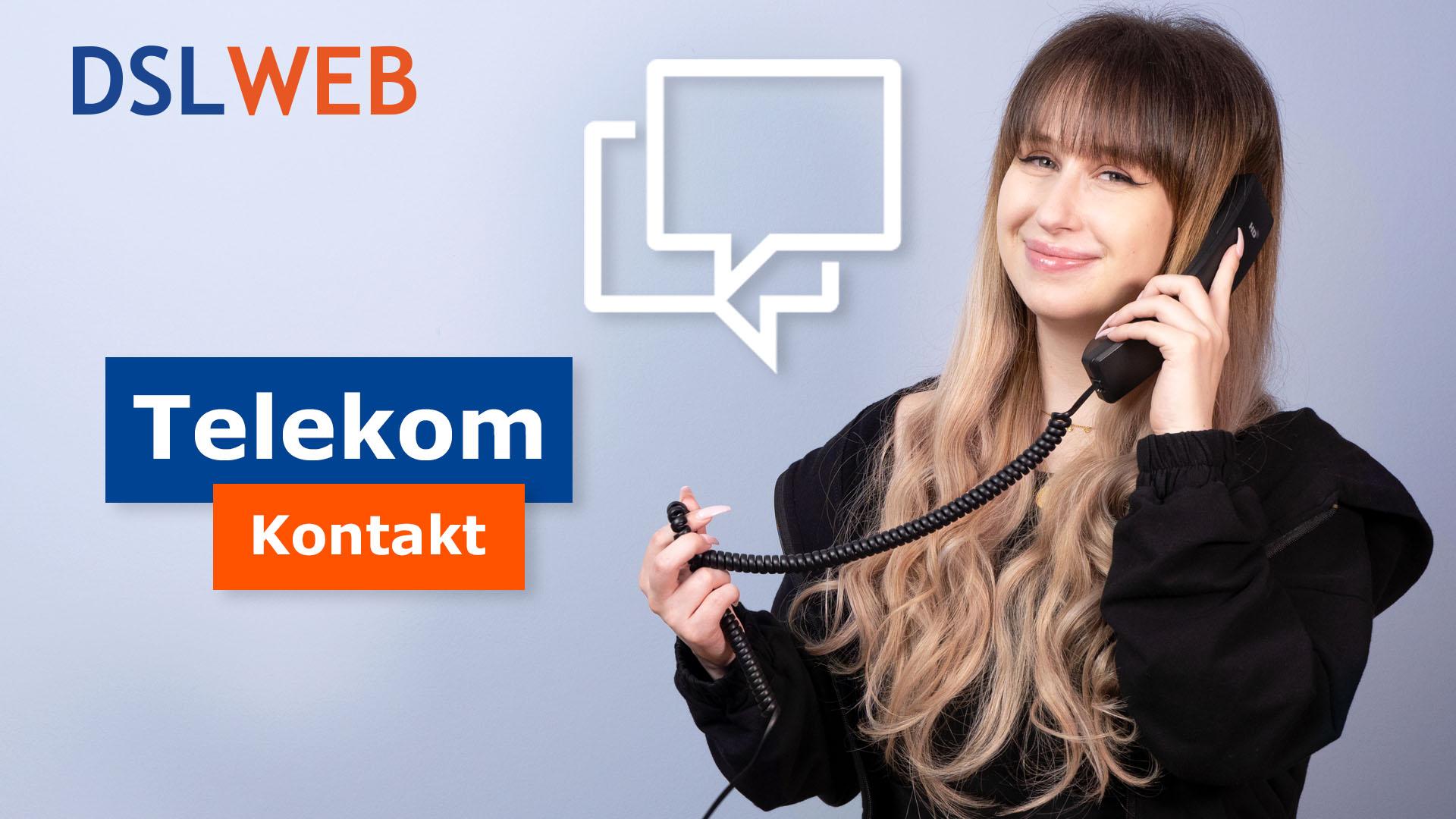 Telekom Kontakt E Mail