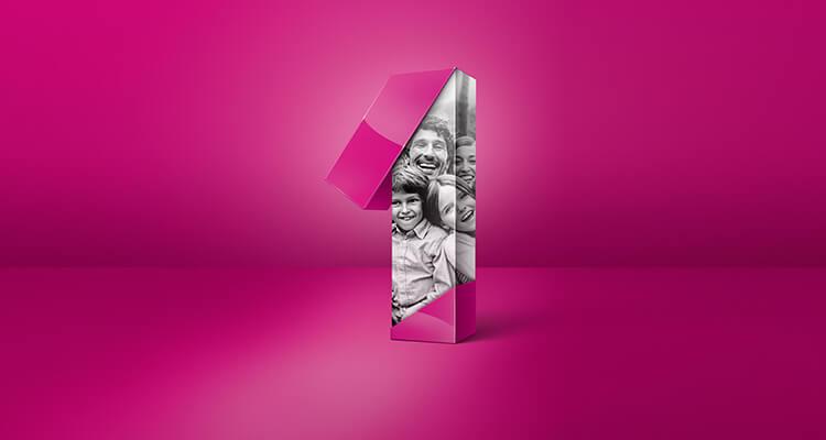 Logo Telekom Magenta EINS