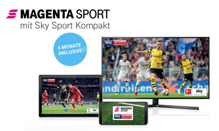 Telekom Magenta Sport