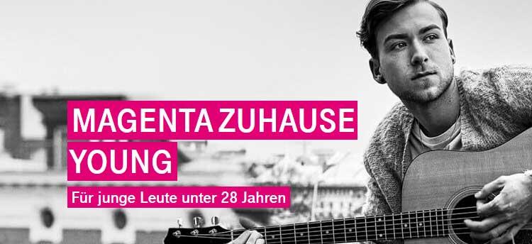 Telekom Magenta Zuhause Young