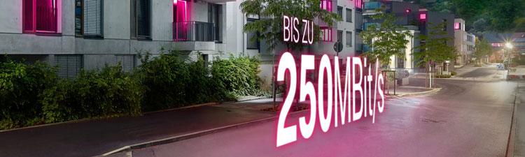 Telekom Supervectoring Ausbau