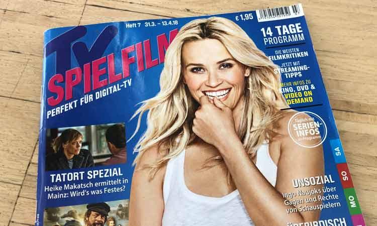 TV Spielfilm Zeitschriften-Abo