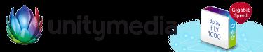 Unitymedia 3play Fly 1000