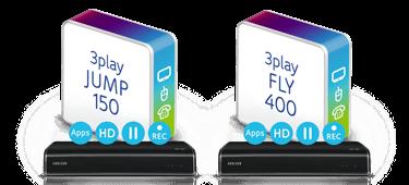 Unitymedia 3play Pakete Teaser