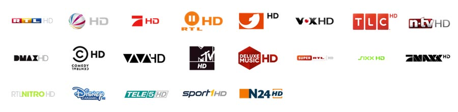 Private HD Sender Unitymedia