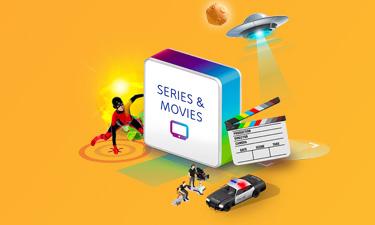 Unitymedia Series & Movies TV Paket