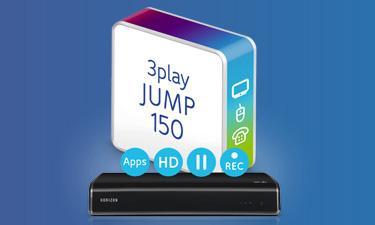 Teaser Unitymedia TV Comfort Paket