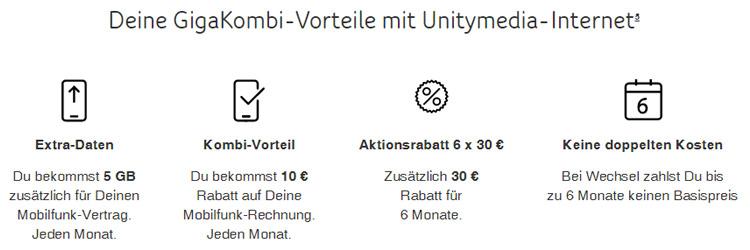 Unitymedia Vodafone Mobilfunk