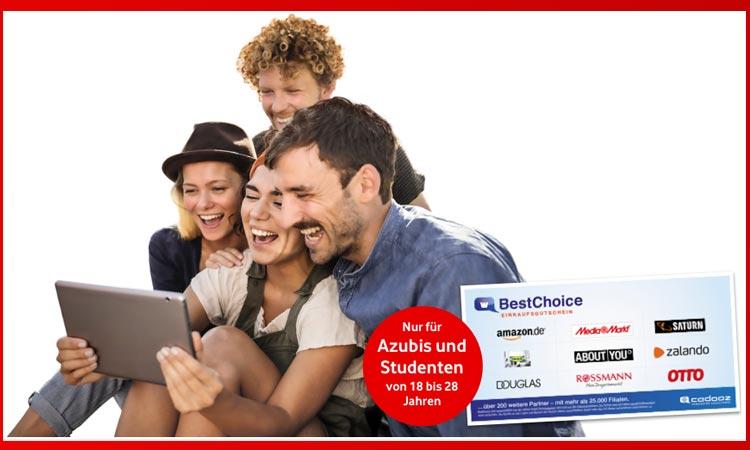 Vodafone Unitymedia Azubi und Studentenaktion