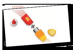 Fusion Kabel Deutschland und Vodafone