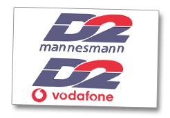 Logo D2 Mannesmann