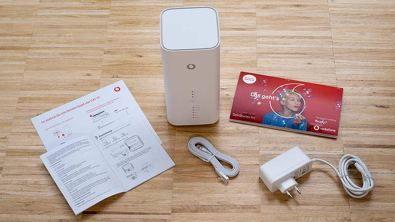Vodafone GigaCube Erfahrungsbericht - der große Praxis-Test
