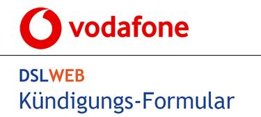Vodafone Gigacube Kündigen Laufzeiten Fristen Kündigungsvorlage