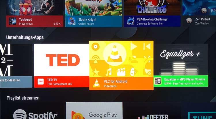 Vodafone GigaTV Net: Unterhaltungs-Apps