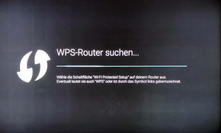 Vodafone GigaTV Net: Wi-Fi Protected Setup